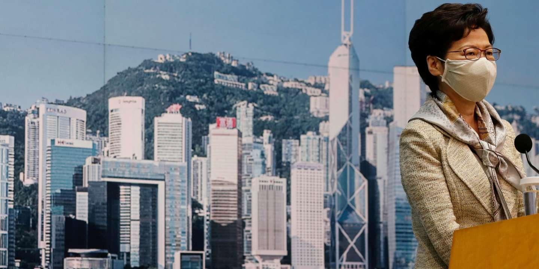 les Etats-Unis sanctionnent onze dirigeants de Hongkong